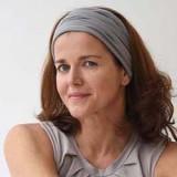 Yogalehrerin Annette